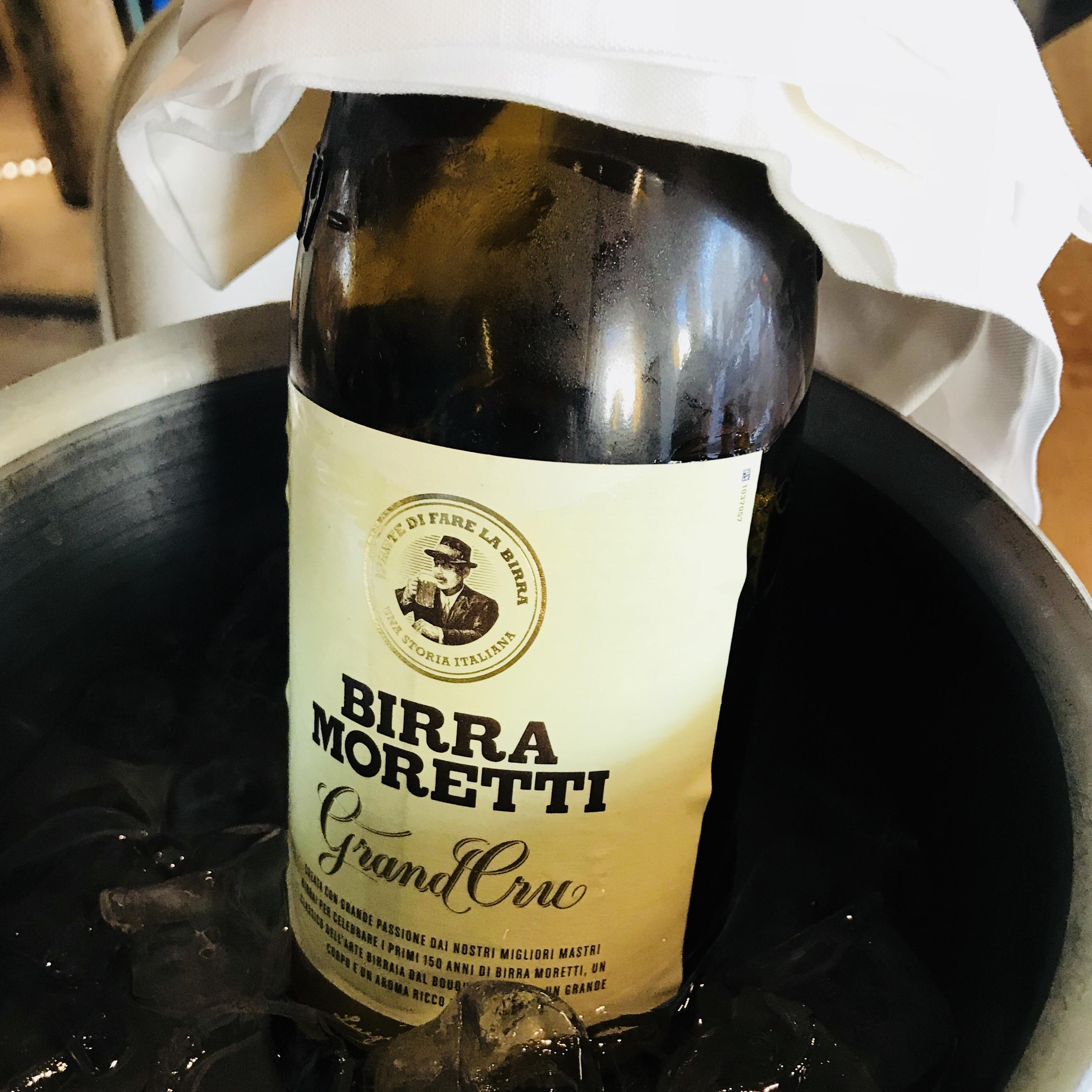 Birra Moretti Grand Cru Alice