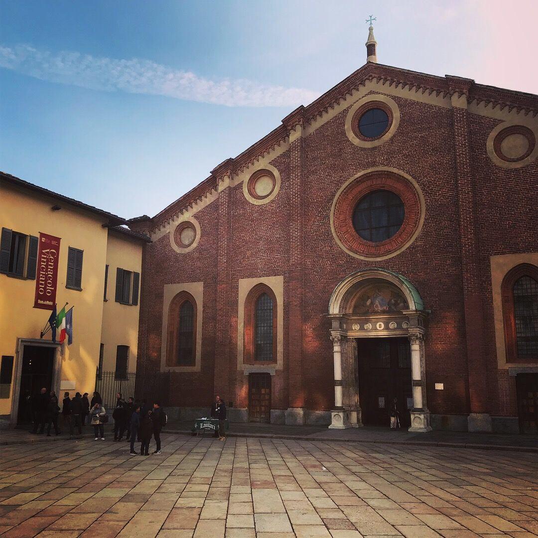 Milan Santa Maria delle Grazie fin de semana en Milán