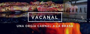 Vacanal: Una orgía carnal a la brasa en Murcia