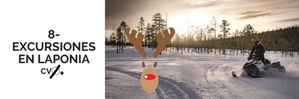 Excursiones Navidad en Laponia