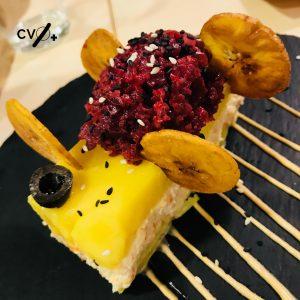 Causa limeña restaurantes peruanos en Murcia