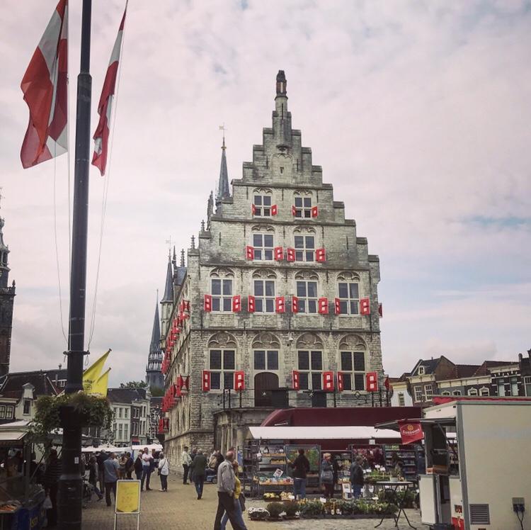 Gouda que hacer en Holanda